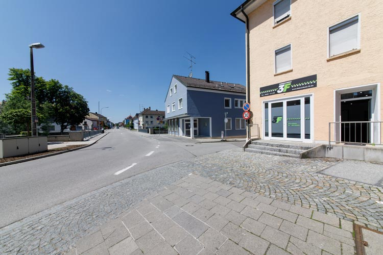 Fahrschule in Bogen bei Straubing
